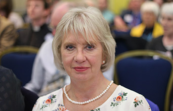 Commissioning Service June Butler 24th March